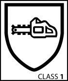 Schnittschutzpiktogramm