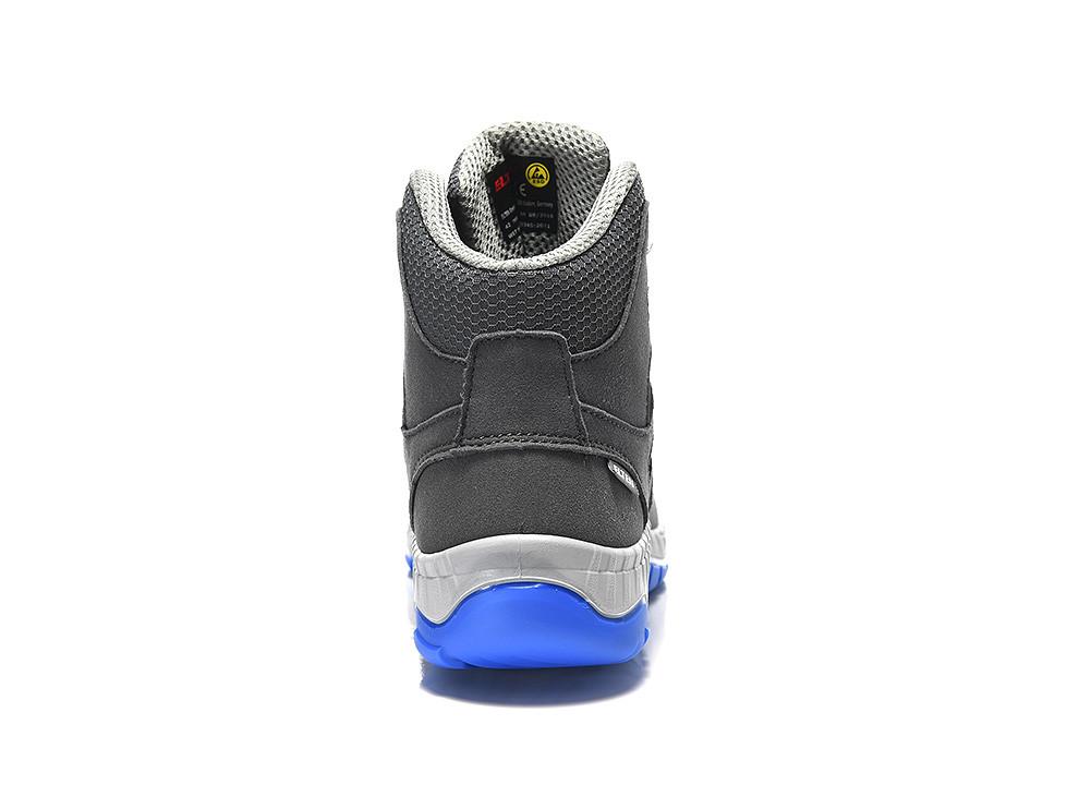 44 Low Elten Maddox Sicherheitsschuh grey-blue S1P Gr ESD